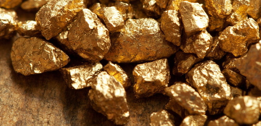 gold-nuggets-background
